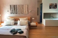 Maison d'hôte en Corse A Sulana Chambre Castagniccia