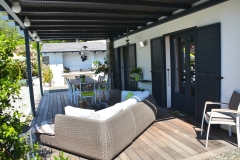 maison hôte A Sulana terrasse