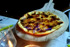 Maison d'hôte en Corse A Sulana tarte au pommes flambée