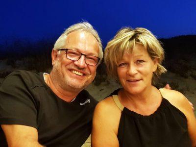 Maison d'hôte en Corse A Sulana Edmonde et Michel