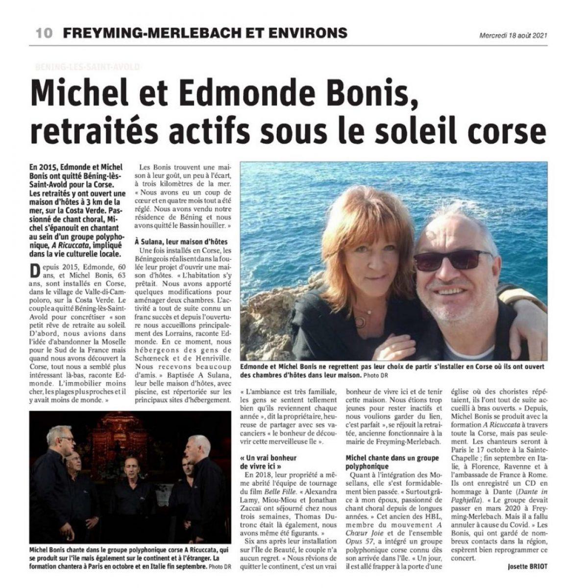 Article du Republicain Lorrain du 18_09_21