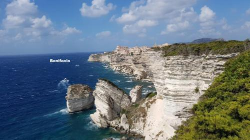Maison d'hôte en Corse A Sulana Bonifacio