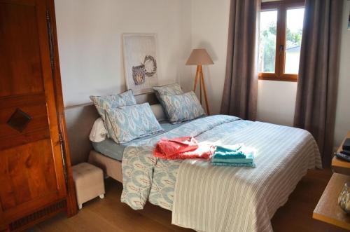 Chambre Nuciola de la Maison d'hôte A Sulana en Corse