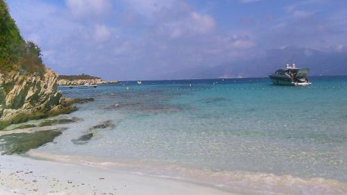 Maison d'hôte en Corse A Sulana plage du Loto